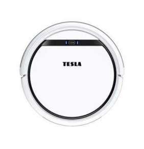 TESLA robotický vysavač RoboStar T30/ 2v1 vysávání a vytírání/ výkon 20W/ baterie LG 2600mAh/ provoz 110min/ HEPA filtr/