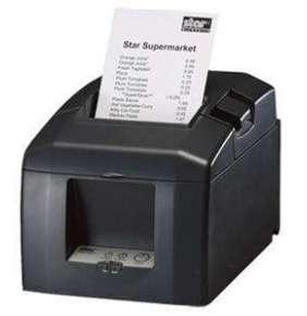 Tiskárna Star Micronics TSP654II W/O Černá, bez rozhrani, řezačka, bez zdroje