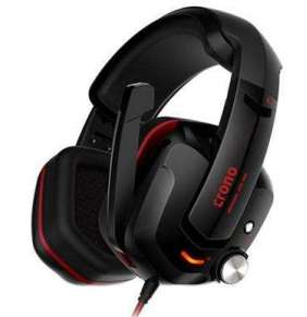 Crono Atropos Herní Sluchátka - 7.1 Sound Effect Gaming Headset