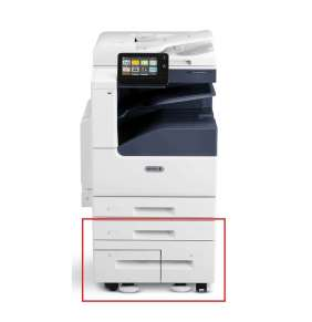 Xerox 520 Sheet Tray+2040 Sheet Tandem Tray B7000