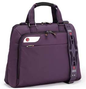 "i-stay 15.6 - 16"" ladies laptop bag Purple"