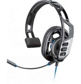 PLANTRONICS herní sluchátka s mikrofonem RIG 100 HS pro PS4, černá