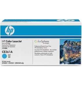 HP 648A Cyan LJ Toner Cart, 11 000 str, CE261A