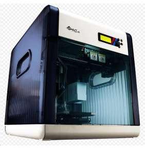 3D tiskárna XYZ da Vinci 2.0A (Dual extruder, ABS, PLA, PVA)
