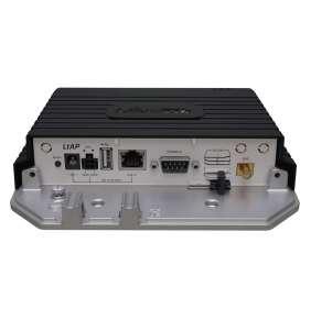 MIKROTIK RouterBOARD LtAP + L4 (880MHz, 128MB RAM, 1x G LAN,1x2,4GHz 802.11bgn card, 2xminiPCI-e)